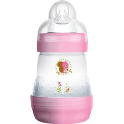 MAM Easy Start Anti-Colic Flasche 160 ml Mädchen, Silikonsauger, Gr. 1, (66319222)