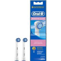 ORAL B Aufsteckbürsten Sensitive 2 St