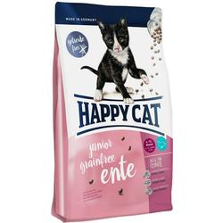 Happy Cat Junior Grainfree Ente - 300g