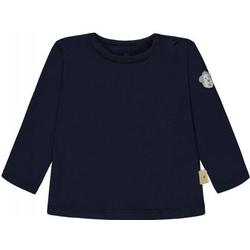bellybutton Langarmshirt, Jungen Basic - navy blazer