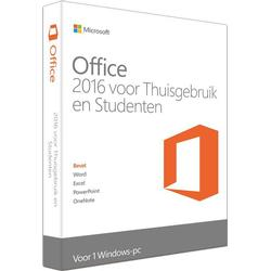 Microsoft Office 2016 Home and Student Windows versie