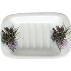 Nesti Dante Firenze Accessoires Seifenschale Lavender Soap Dish 1 Stk.
