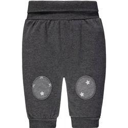 bellybutton Jogginghose, Unisex mit Patches - dark grey melange