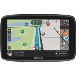 TomTom Go Camper World Navigationsgerät mit Wi-Fi® Update-Funktion, lebenslang Karten-Updates, POIs für Wohnmobile und Wohnwagen