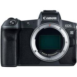 Canon EOS R Gehäuse + Bajonettadapter EF-EOS R