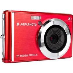 AgfaPhoto DC5200 Digitalkamera 21 Mio. Pixel Silber