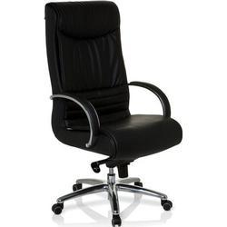 Bürostuhl / Chefsessel XXL F 400 Kunstleder schwarz hjh OFFICE