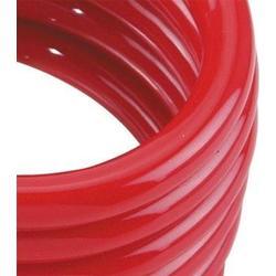 Abus Spiralkabelschloss 1950/120, Länge 120 cm, rot