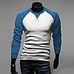 Neu eingetroffen Contract Color T-Shirt