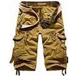 Herrenmode Lässige Cargo Short Pants