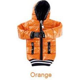 Smart dynejakke til din Iphone 4 - Orange 2 stk.