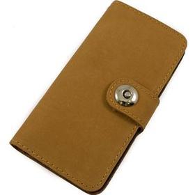 Luksus Retro Cover til iPhone 6/6+ i Ægte Tykt Læder