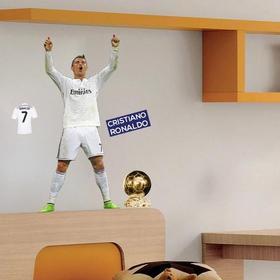 Tapetdeko Ronaldo stickers