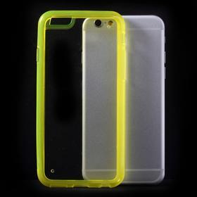 iPhone 6 PC-TPU hybridcover, neon