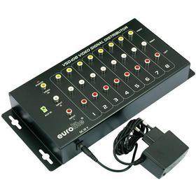 Eurolite VSD-108 AV-fördelare