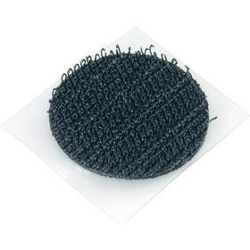 Fastech Kardborreband-punkt Fastech T01035999903C1 (Ø) 35 mm Statisk del Svart 1 st
