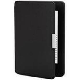 Amazon Kindle Paperwhite leather cover Svart, läder, för Kindle Paper White 6