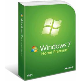 Microsoft Corporation Windows 7 Home Premium