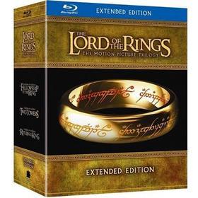 Sagan om ringen Trilogin: Extended coll. Ed. (Blu-Ray 2001-2003)
