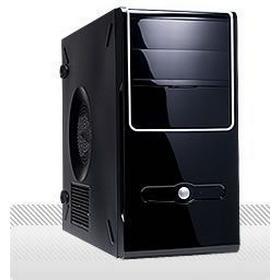 In-win Z637 MiniTower Black