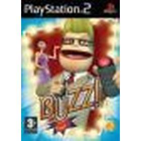 Buzz! The Music Quiz + 4 Buzzers