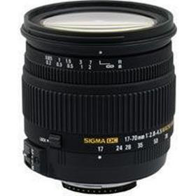 Sigma 17-70mm F2.8-4 DC Macro OS HSM C for Nikon