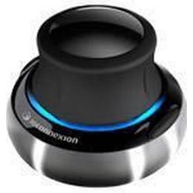 3DConnexion SpaceNavigator Standard Edition 3D Mouse Black