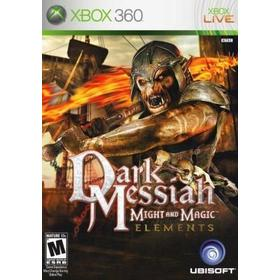 Dark Messiah of Might & Magic: Elements
