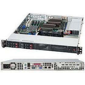 SuperMicro SC111LT-330CB Server330W / Black