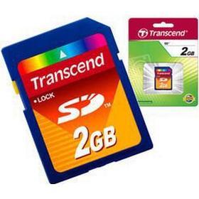 Transcend SD 2GB