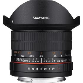 Samyang 12mm F2.8 ED AS NCS Fisheye for Micro 4/3