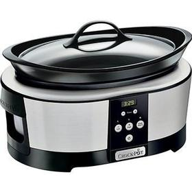 Crock Pot 5,7 L Digital Slow Cooker