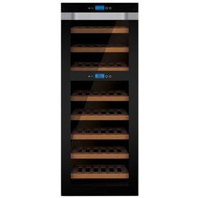 CASO WineMaster Touch A One Svart