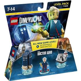 Lego Dimensions Doctor Who 71204
