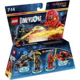 Lego Dimensions Ninjago 71207
