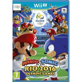 Nintendo Mario & Sonic at the Rio 2016 Olympic Games