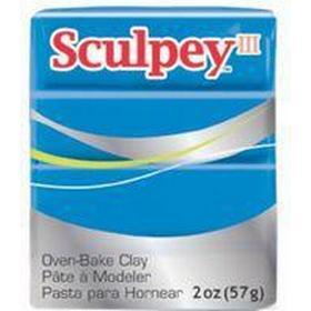 Sculpey Sculpey III Clay Blue 57g