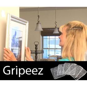 Gripeez - smart vægophæng - 10 stk.