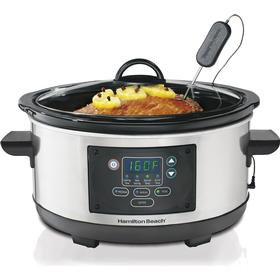 Hamilton Beach Set n Forget Programmable 5 Qt.