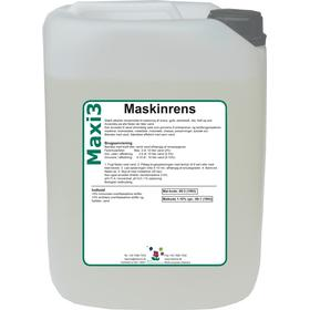 Maxi3 maskinrens 5 liter