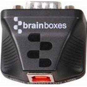 Brainboxes US-235 - Seriel adapter - USB - RS-232 x 1