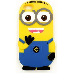 Minions cover i blå, för iPhone och Samsung.  iPhone 4/4s