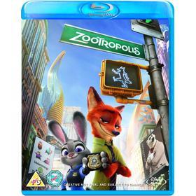Disney Zootropolis