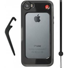 MANFROTTO Skal iPhone 5/5S KLYP Svart