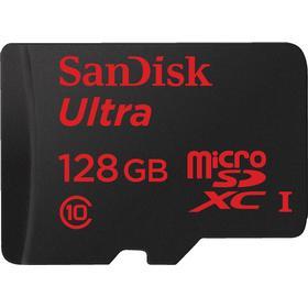 SanDisk Ultra MicroSDXC UHS-I 80MB/s 128GB