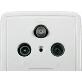 Smart antenna socket 3-way for DPA 51