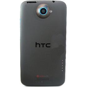 HTC One X Baksida batterilucka, Svart