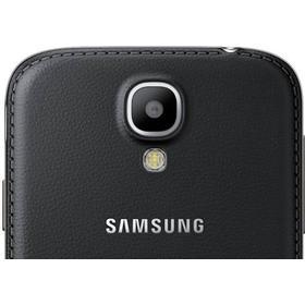 Samsung Galaxy S4 Mini Batterilucka Läder, Svart