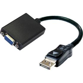 Accell UltraAV DisplayPort - VGA Adapter M-F 0.17m