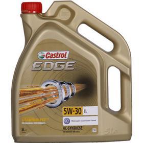 Castrol Motorolja Edge Titanium FST 5W-30 LL 5L